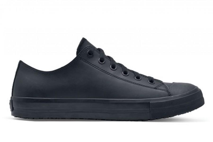Delray-Leather Unisex - Black