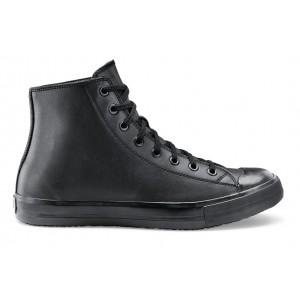 Pembroke-Leather - Black